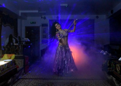 North London bellydancer