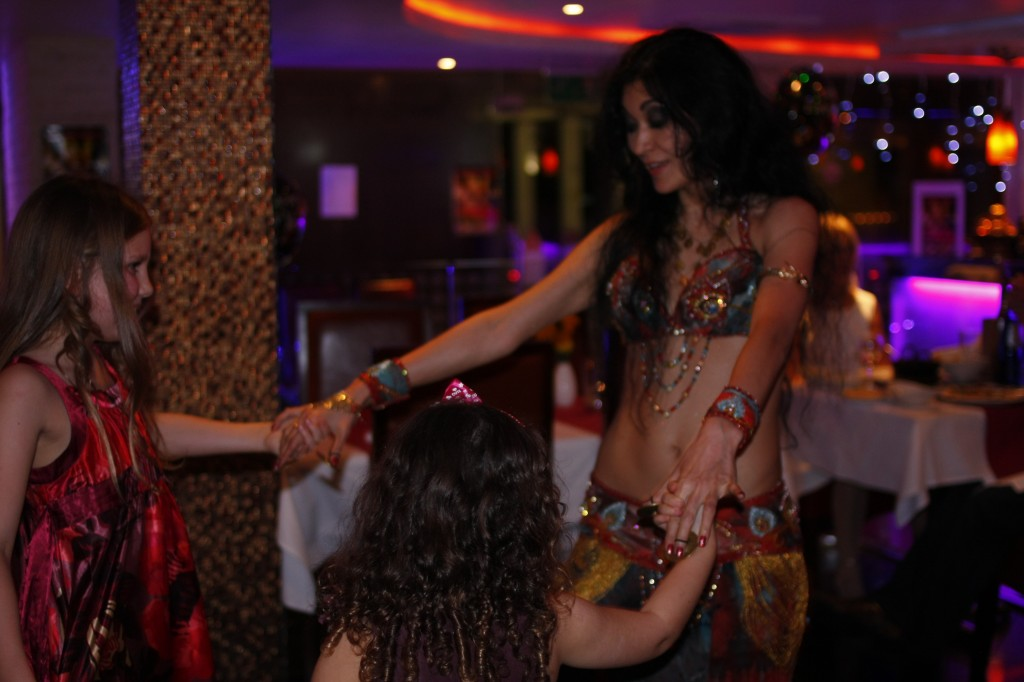 bellydance for private party